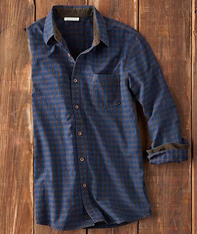 All-Terrain Dobby Shirt