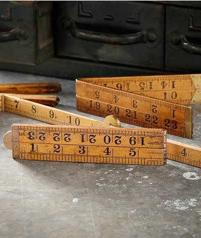 Vintage Rulers