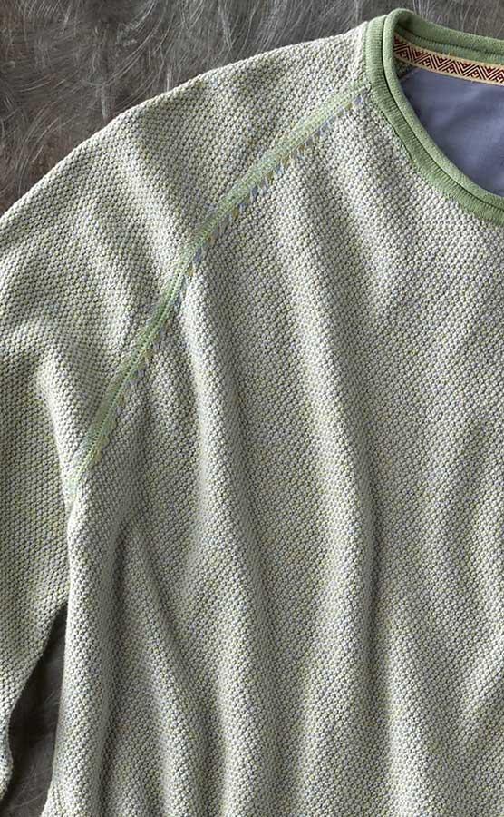 Stones Throw Sweater