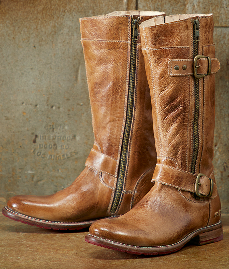 Cafe Boot   Delicious color, comfort and edgy appeal come together to make the perfect boot for you.