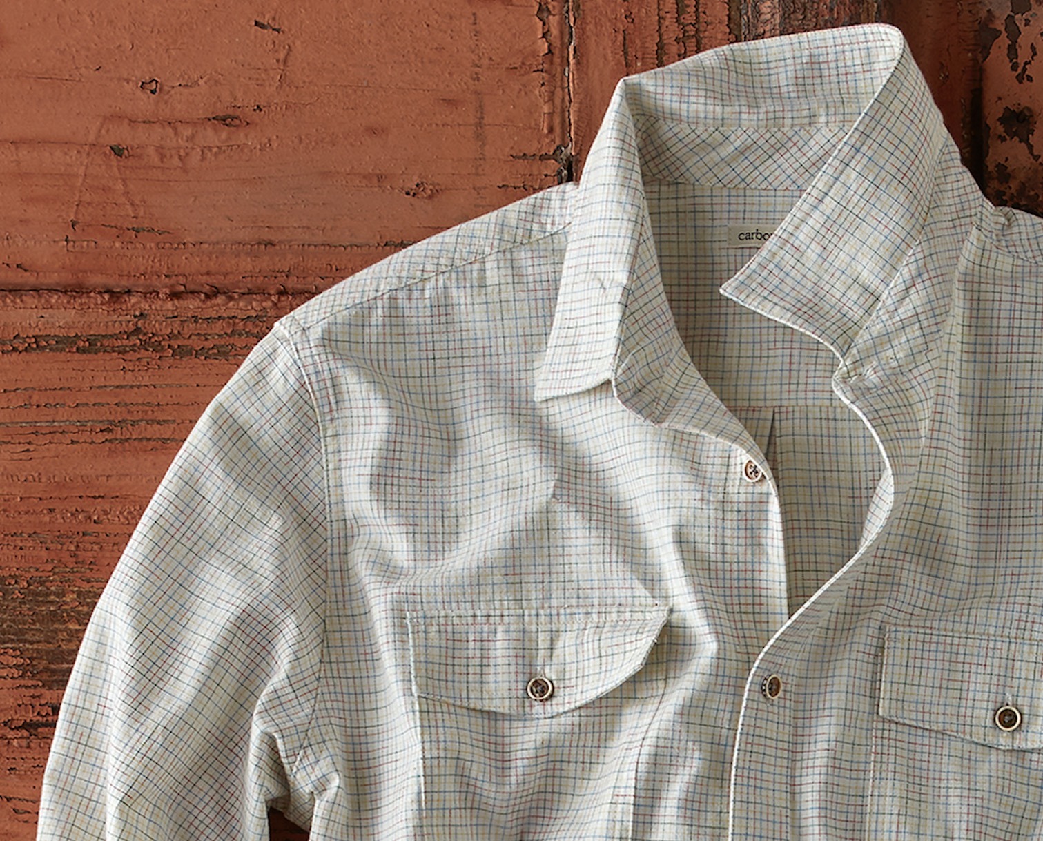 Fine lines that look great every time - OUTLINE PLAID