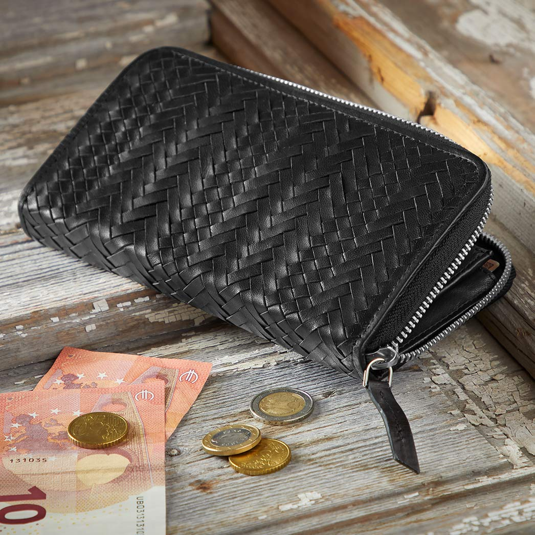 Woven Wallet