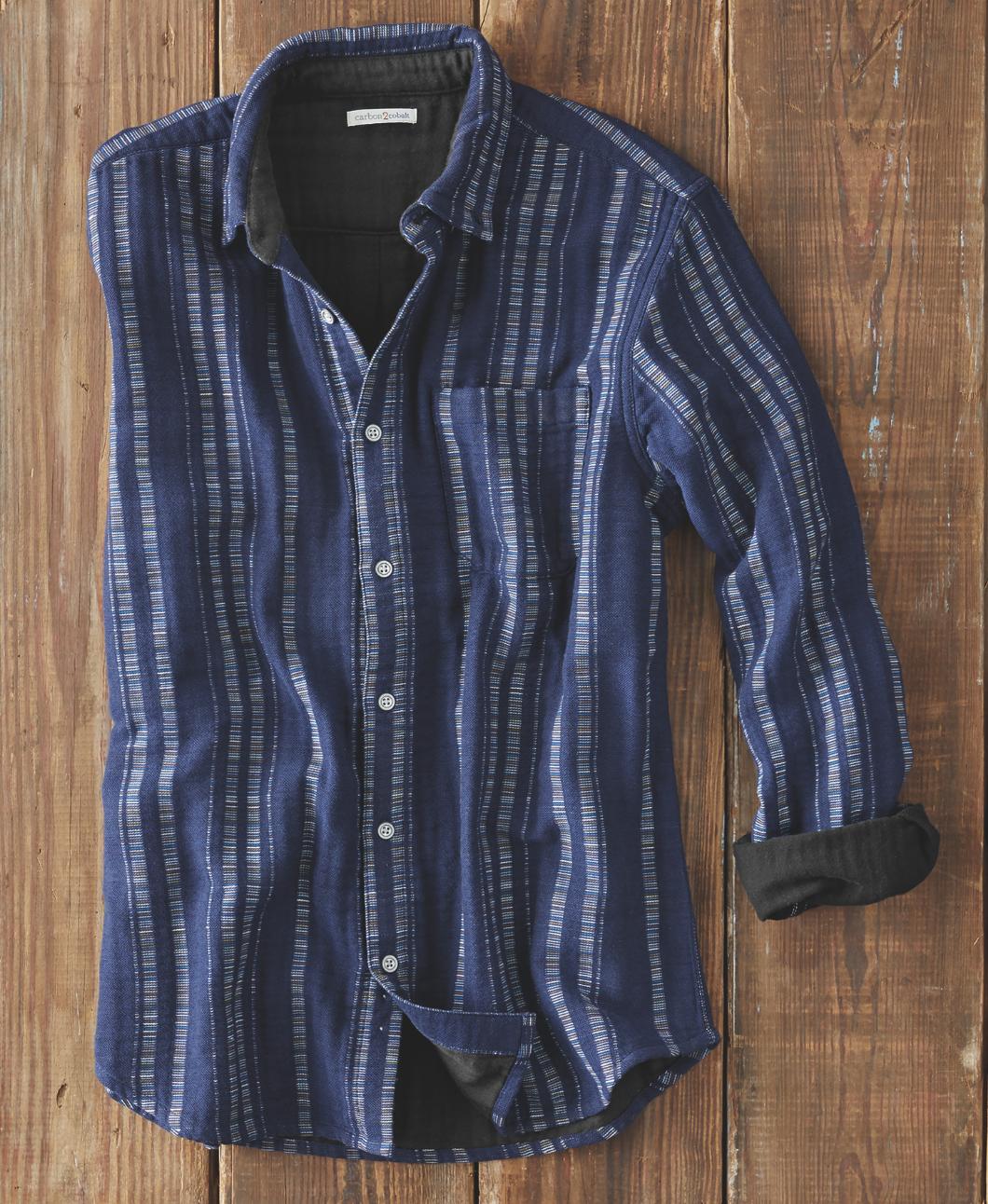 Men's Intersecting Shirt