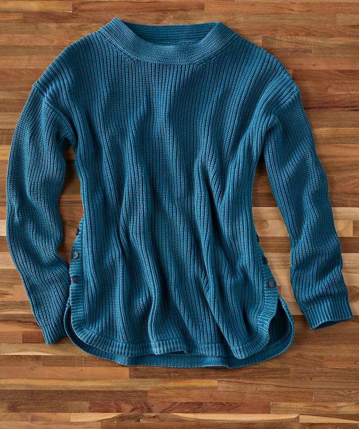 Tourmaline Sweater