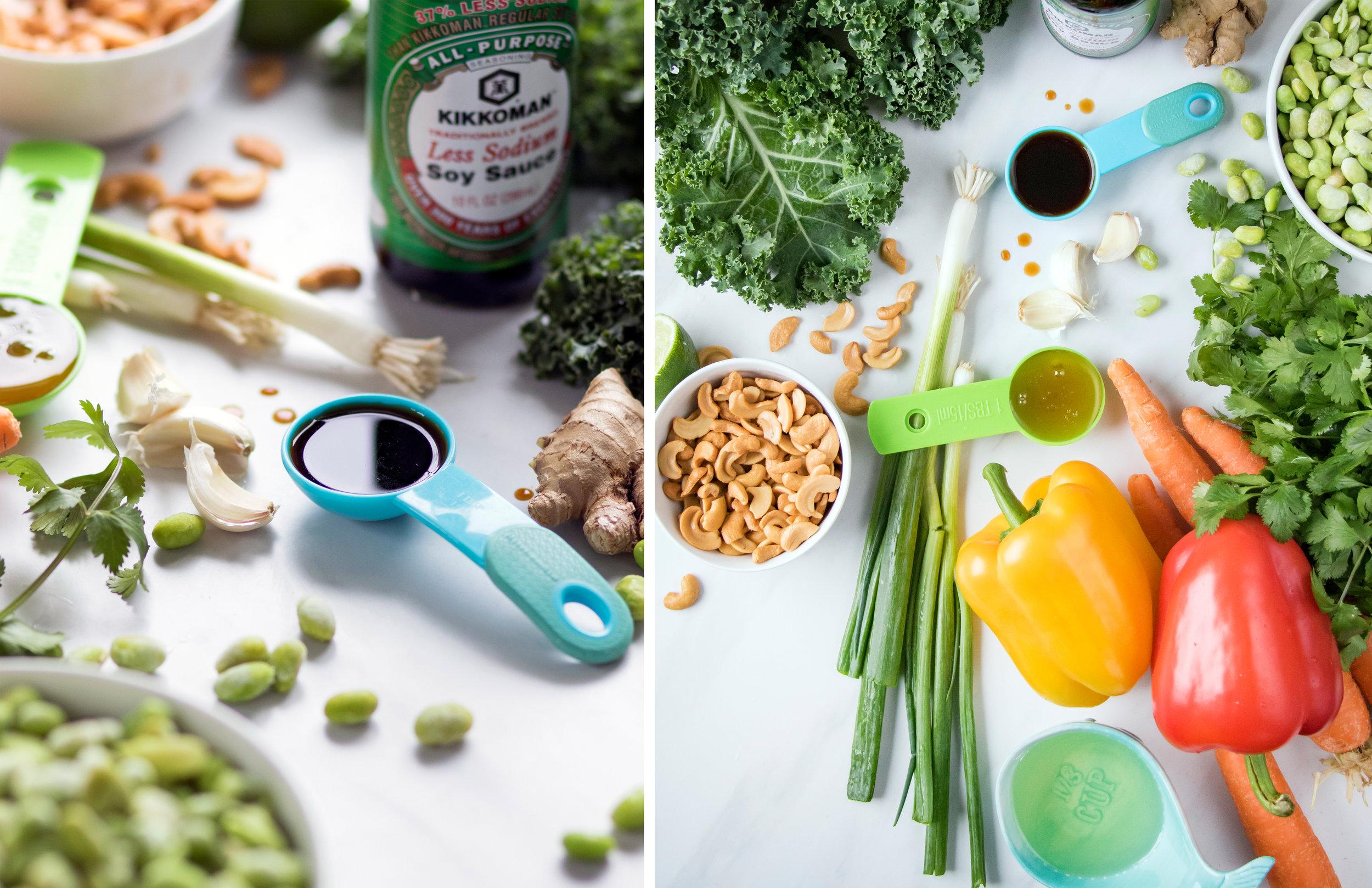 Food Pictures Cincinnati Thai Salad Allison McAdams
