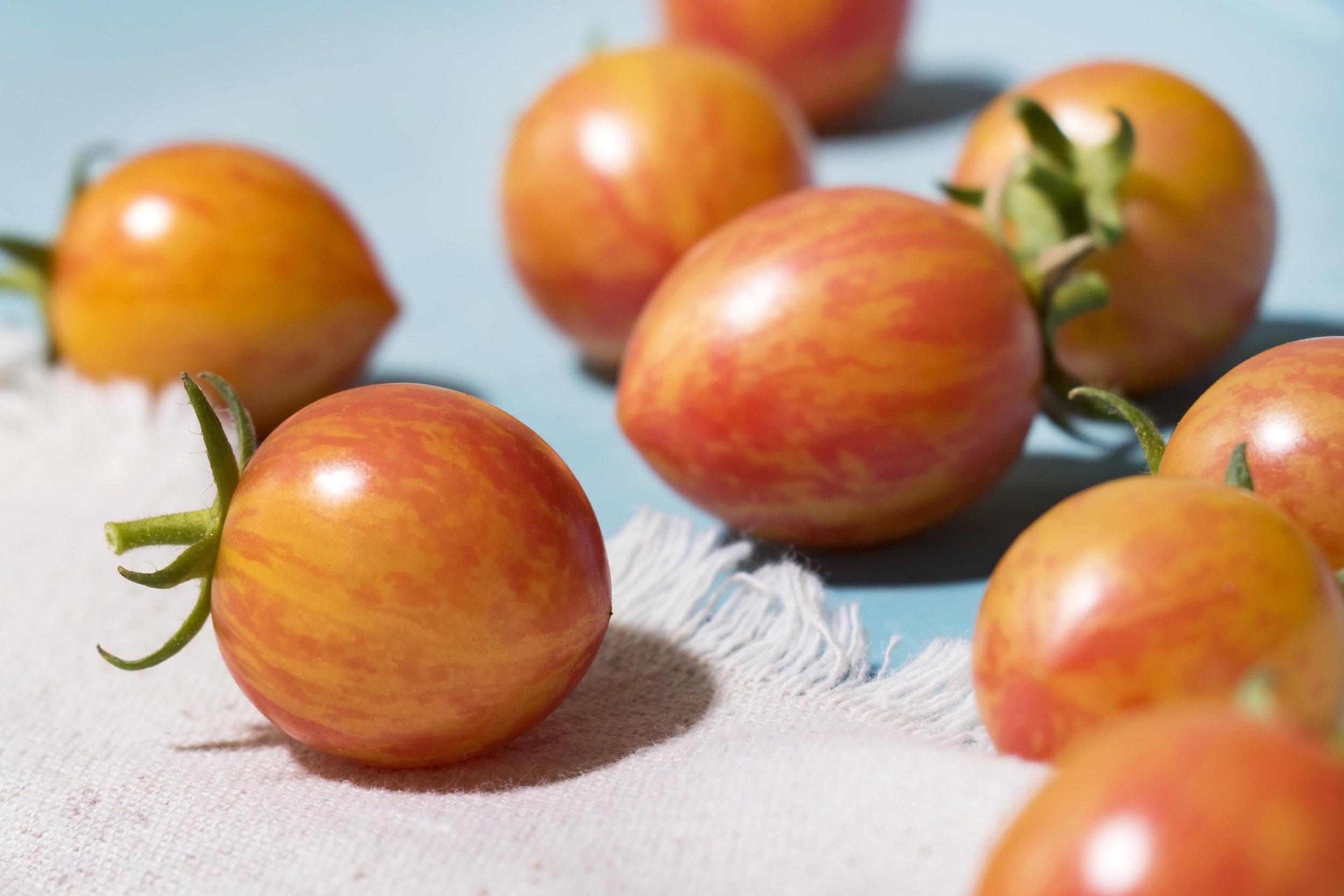 Cincinnati Food Photographer | Cherry Tomatoes | Allison McAdams 1.jpg