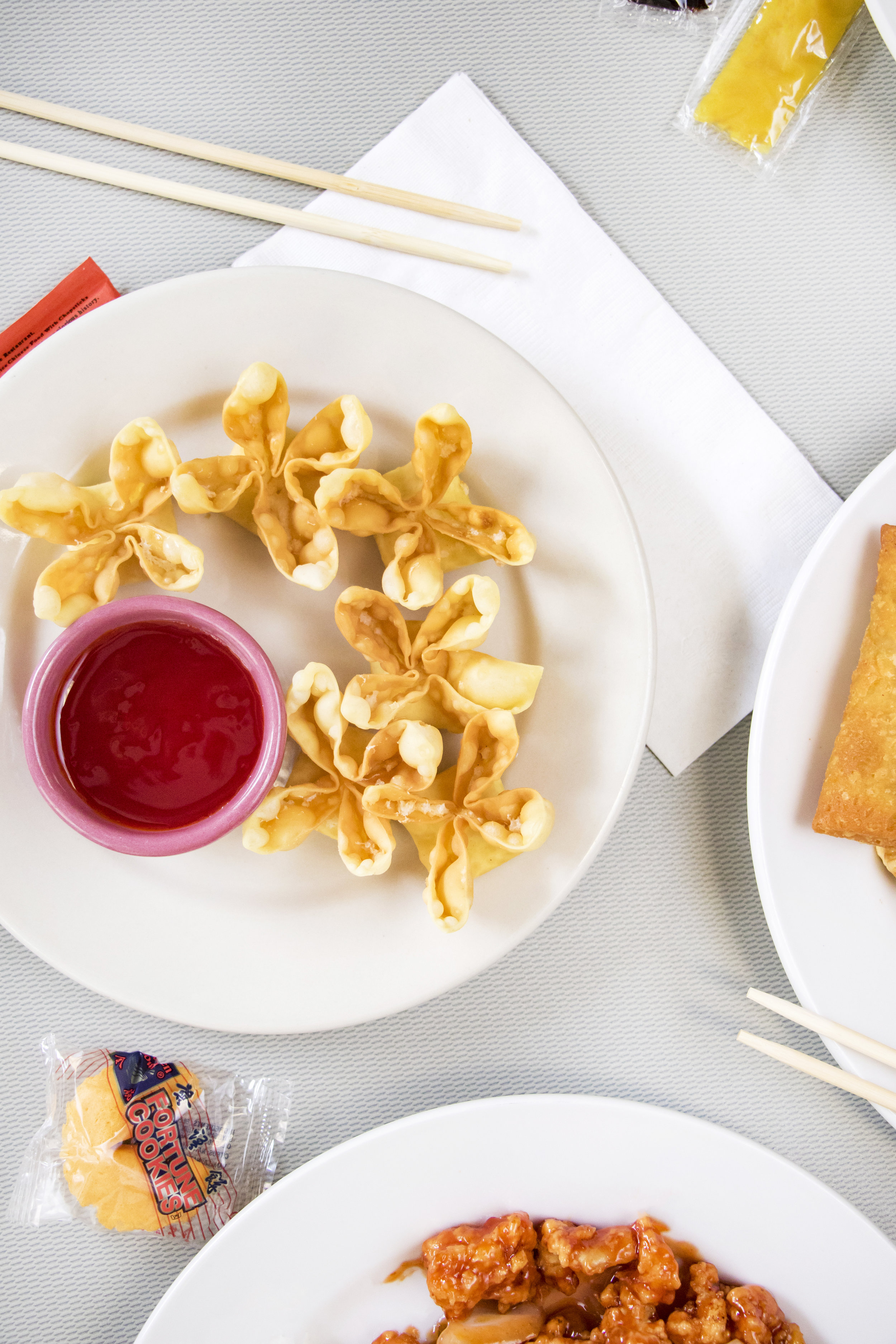 Cincinnati Food Photographer |Shans Jade Cafe |Crab Rangoon | Allison McAdams.jpg