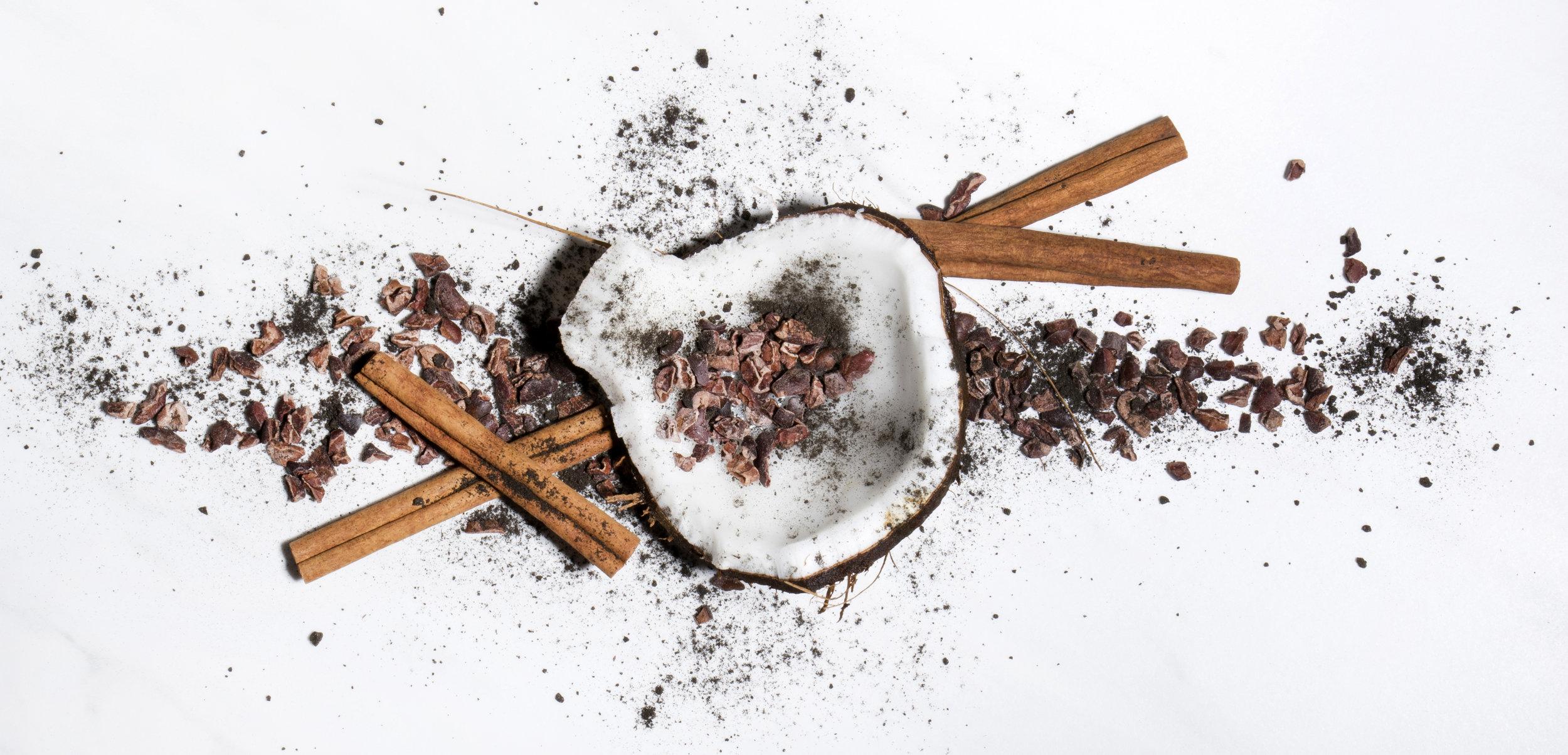Cincinnati Food Photographer   Ingredient Photography   Coconut   Chocolate   Allison McAdams.jpg