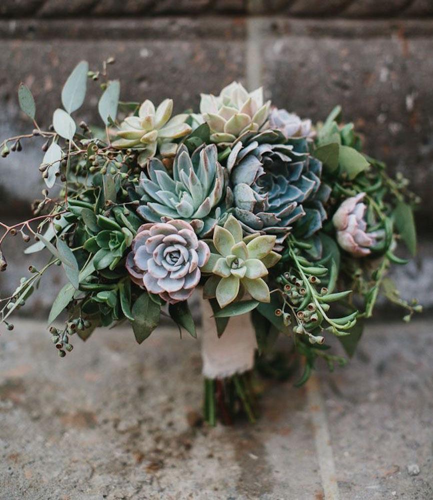 SUCCULENT // Bouquet