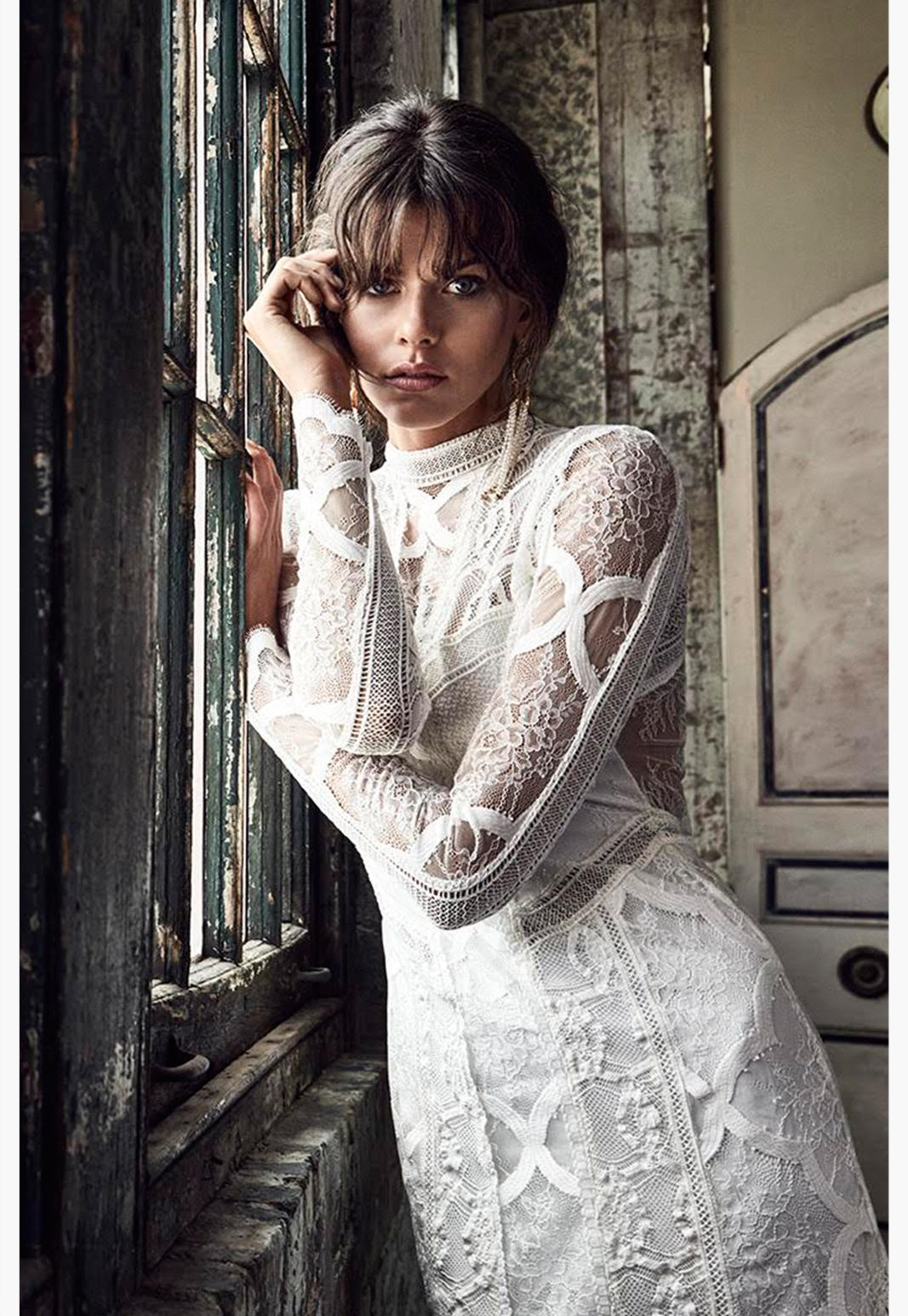 GRACE LOVES LACE // Blanc // The Blanc Collection as featured on LOVE FIND CO.