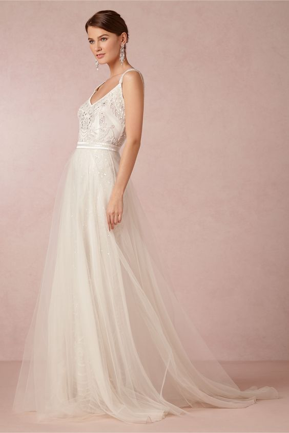 LOVE FIND CO. // DRESSING FOR YOUR BRIDAL SHAPE