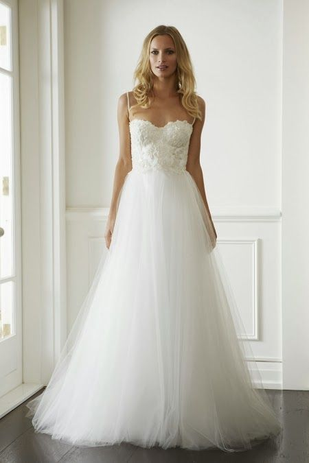 LOVE FIND CO. // BRIDAL DRESSES FOR YOUR BODY SHAPE - ATHLETIC
