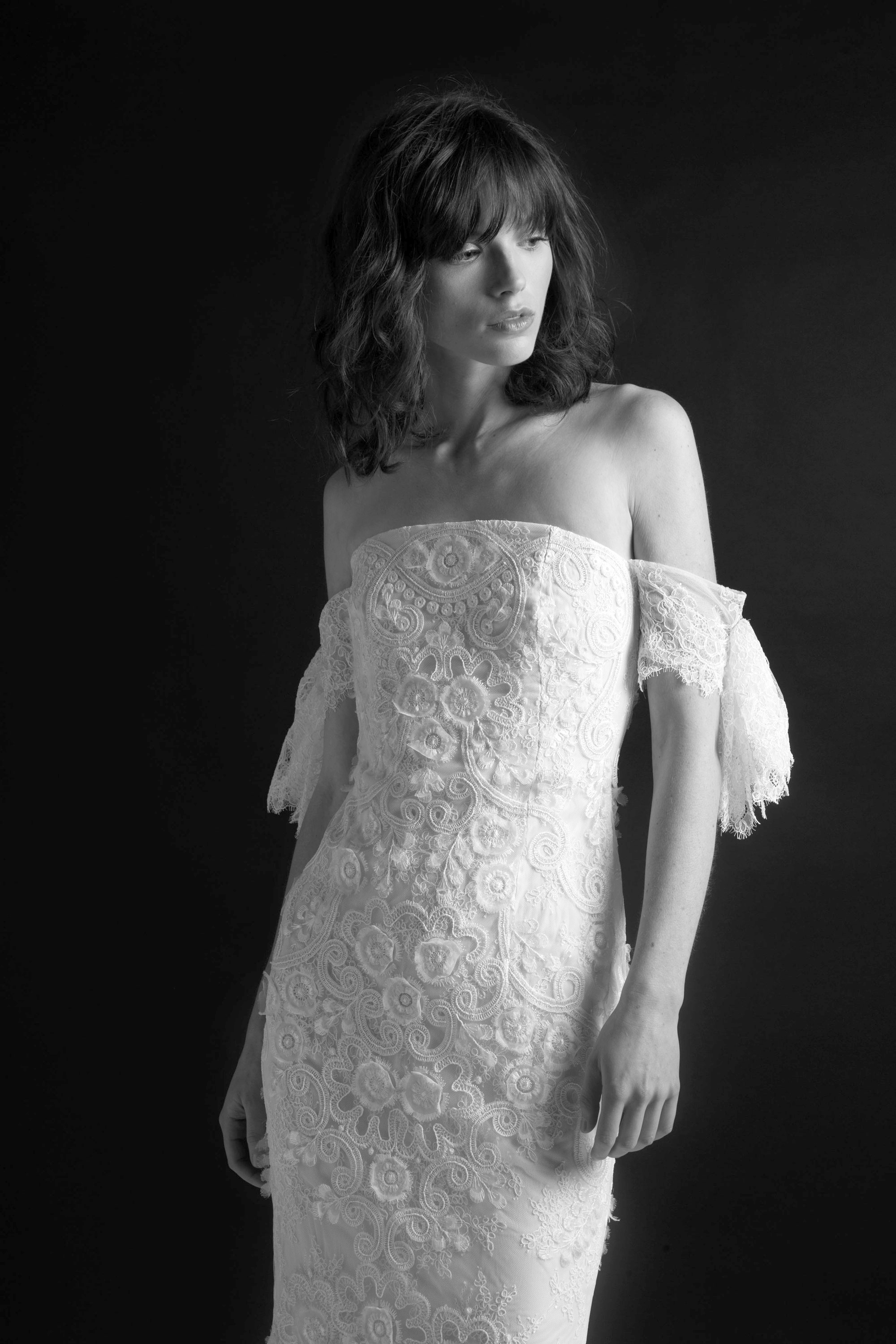 LOVE FIND CO. // The hottest bridal gown trends of 2016 - Sachin & Babi // Follow @lovefindco on Instagram & Pinterest