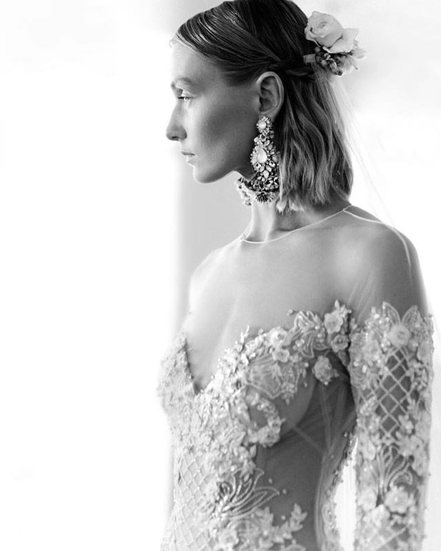 LOVE FIND CO. // ACCESSORIES from BRIDAL FASHION WEEK // Marchesa // Follow @lovefindco