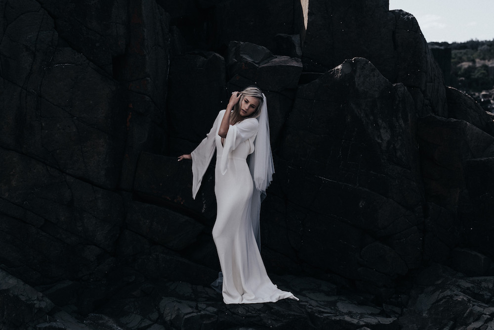 LOVE FIND CO. // Prea James Campaign // The Jane Gown