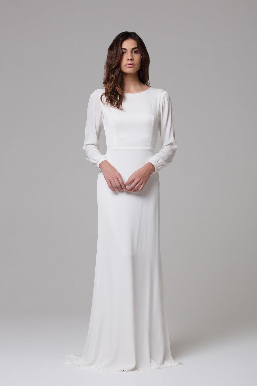 LOVE FIND CO. // Ivie White Bridal - The Celeste // Follow @lovefindco & www.lovefind.co
