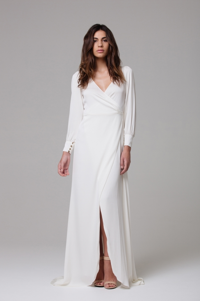 LOVE FIND CO. // Ivie White Bridal - The Margaux // Follow @lovefindco & www.lovefind.co