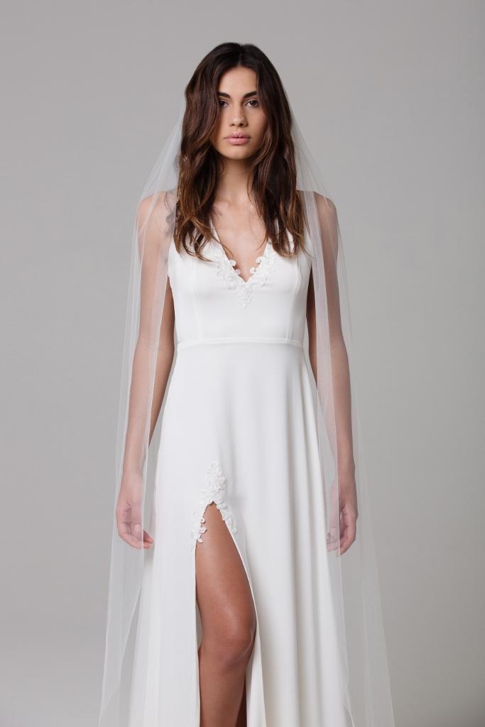 LOVE FIND CO. // Ivie White Bridal - The Lavi // Follow @lovefindco & www.lovefind.co