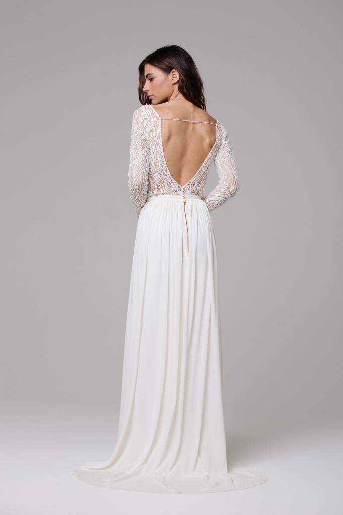 LOVE FIND CO. // Ivie White Bridal - Sephora Bodysuit With Noella & Odette Skirts // Follow @lovefindco