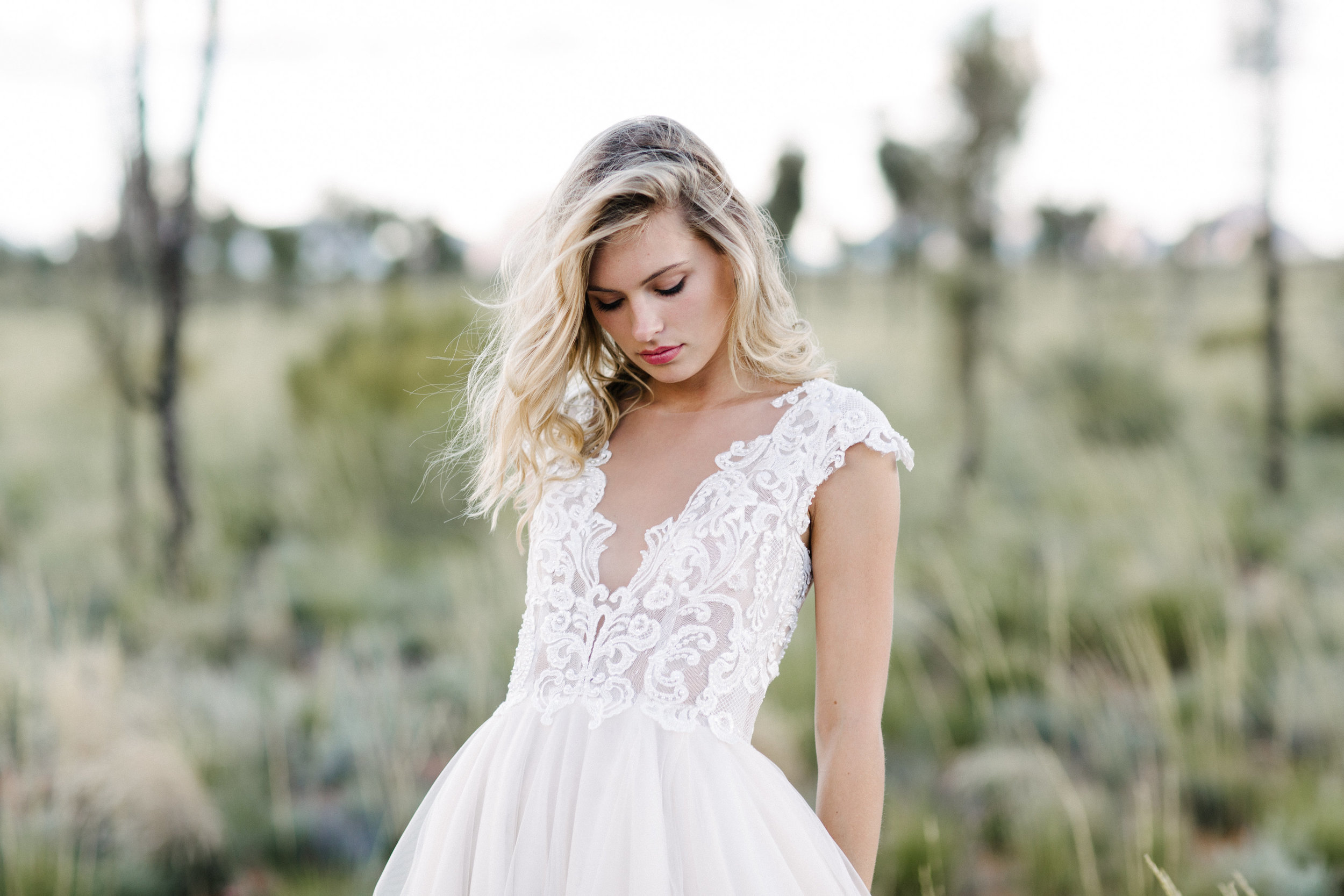 LOVE FIND CO. // Made With Love Bridal // Luxe Collection // CarrieWedding Gown