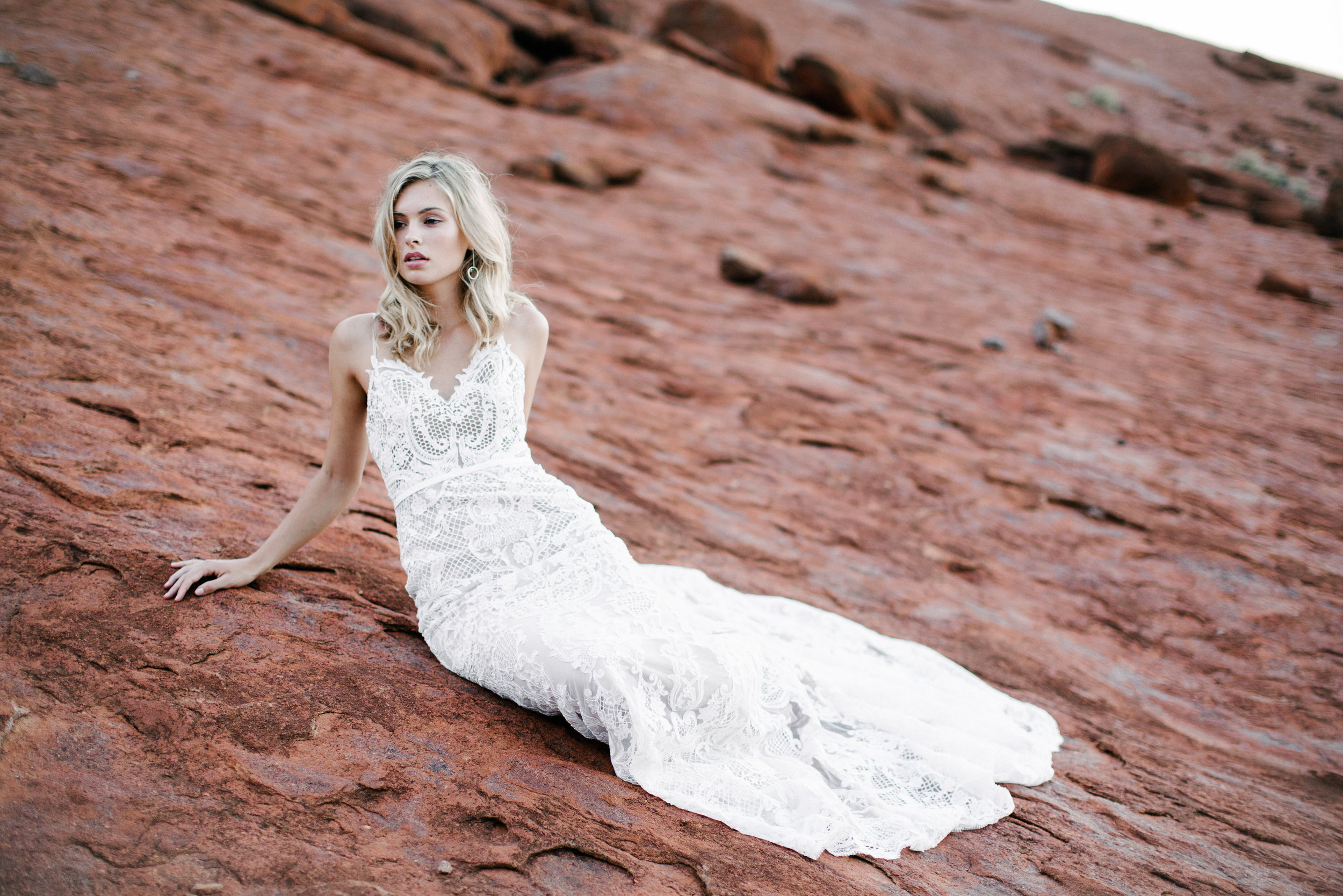 LOVE FIND CO. // Made With Love Bridal // Luxe Collection // EllaWedding Gown