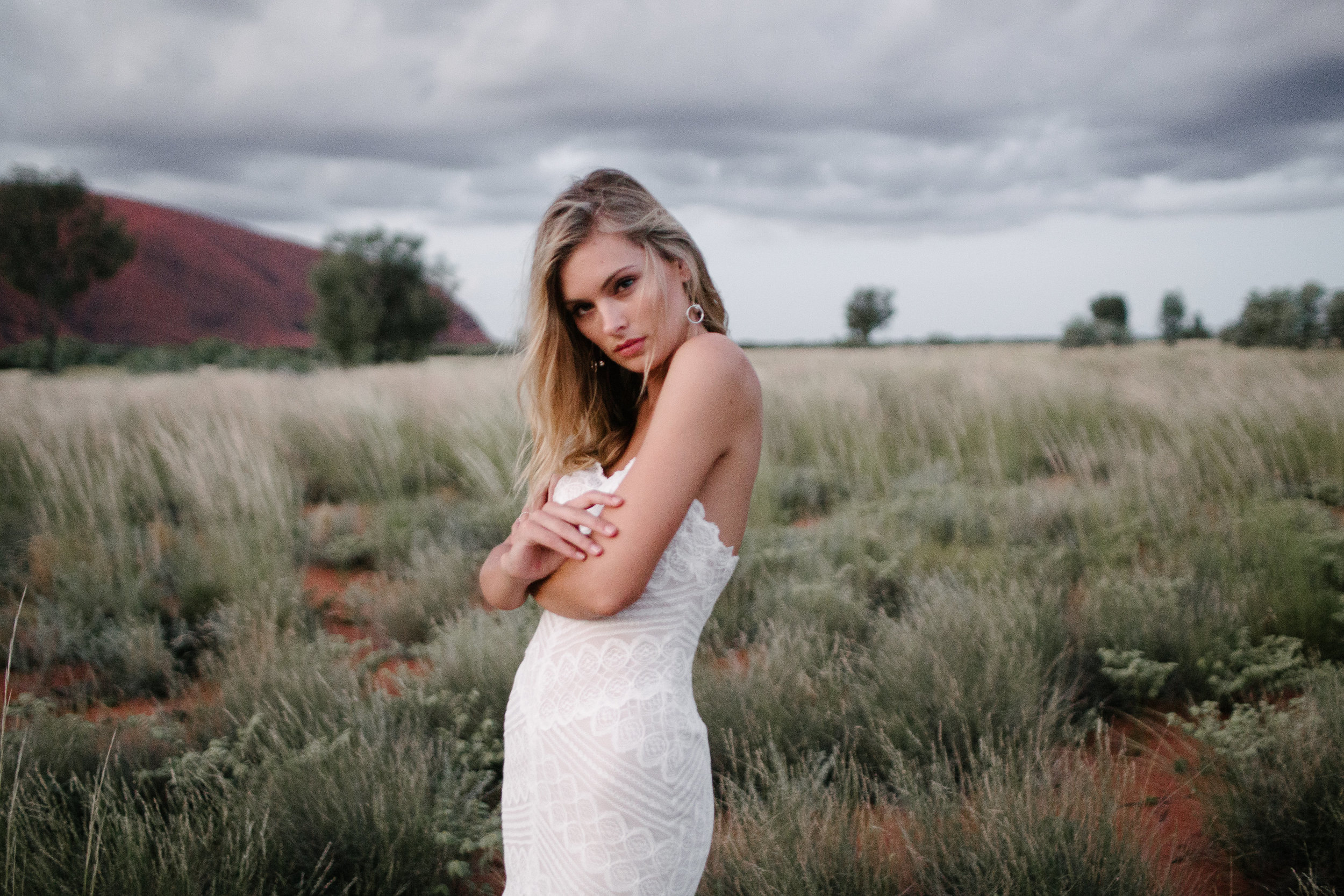 LOVE FIND CO. // Made With Love Bridal // Luxe Collection // Samantha Wedding Gown
