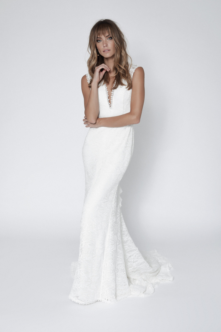 The Luca Gown by Chosen By One Day Bridal | LOVE FIND CO.