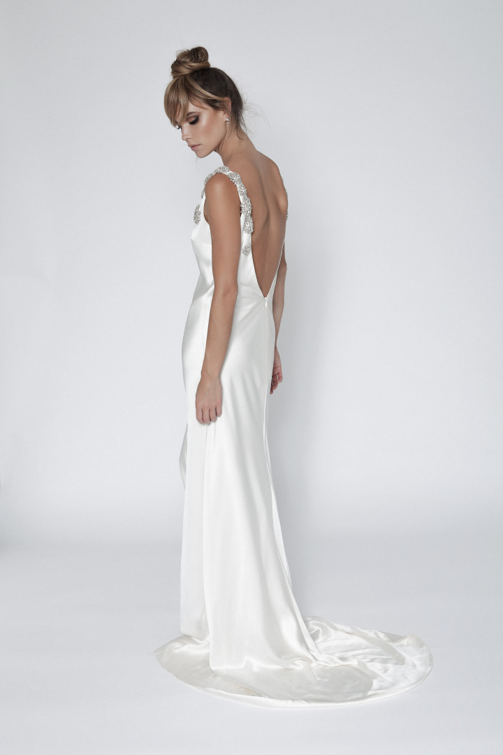 The Yves Gown by Chosen By One Day Bridal | LOVE FIND CO.