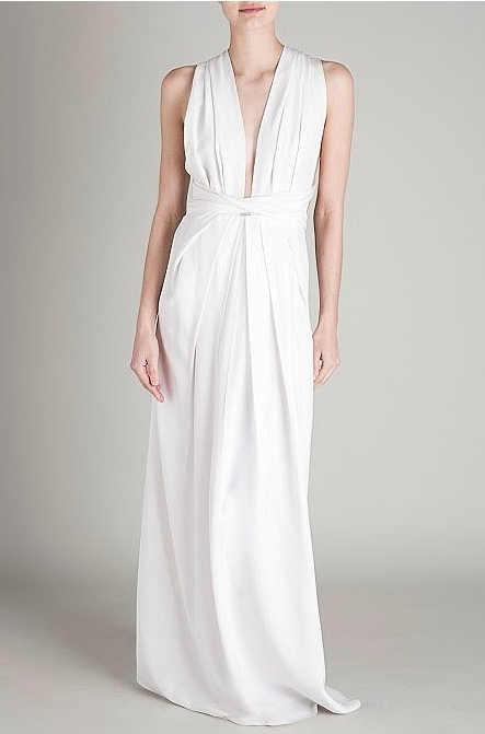 Wedding Dress Designer | Bianca Spender - White Ascendant Gown | Love Find Co.