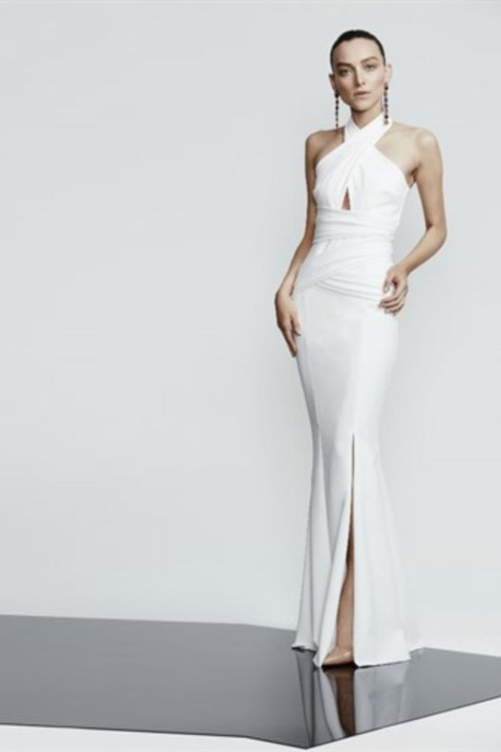 Wedding Dress Designer | Rachel Gilbert Sabelle Gown | Love Find Co.