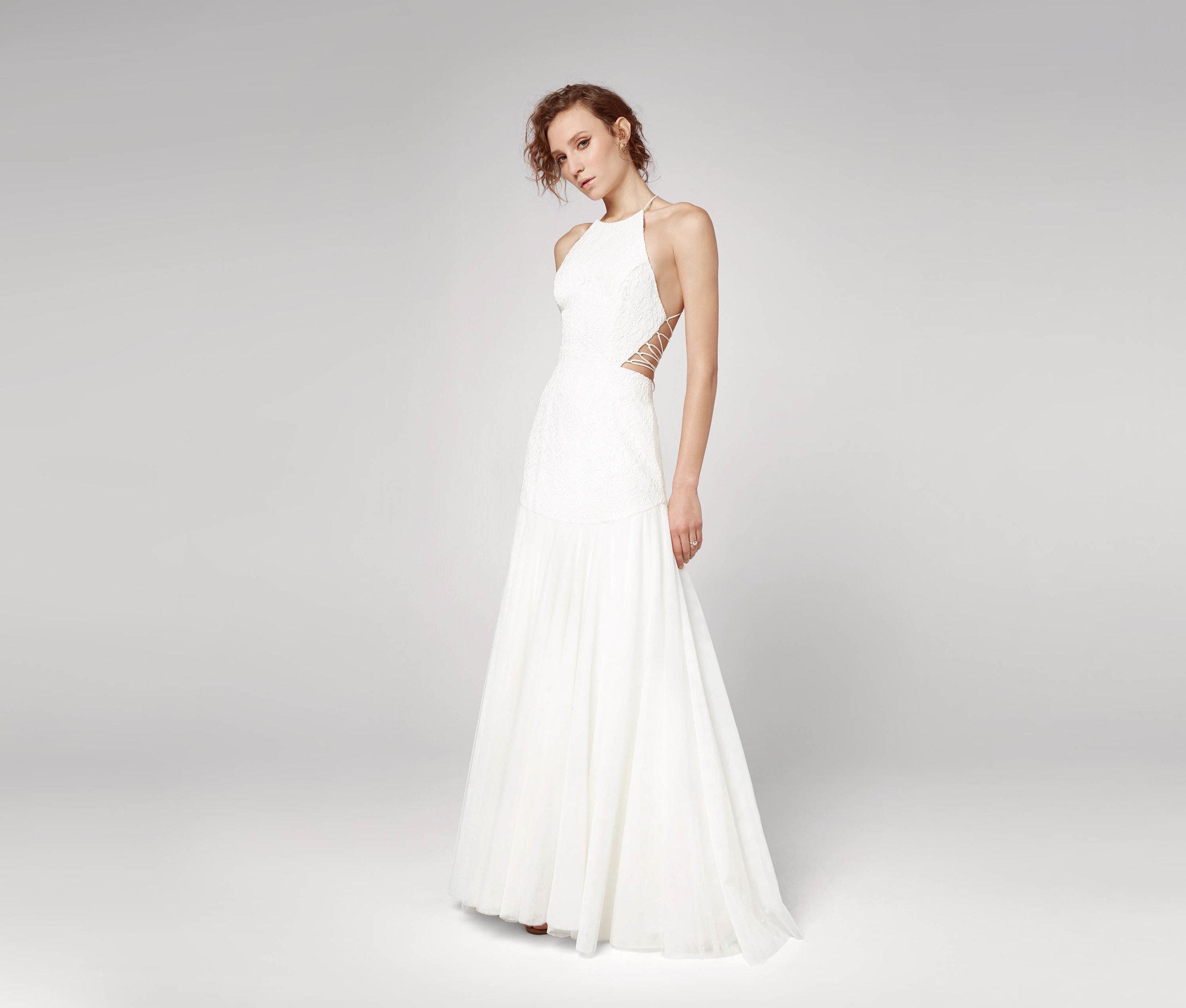 Wedding Dress Designer | Fame & Partner - Kensie | Love Find Co.
