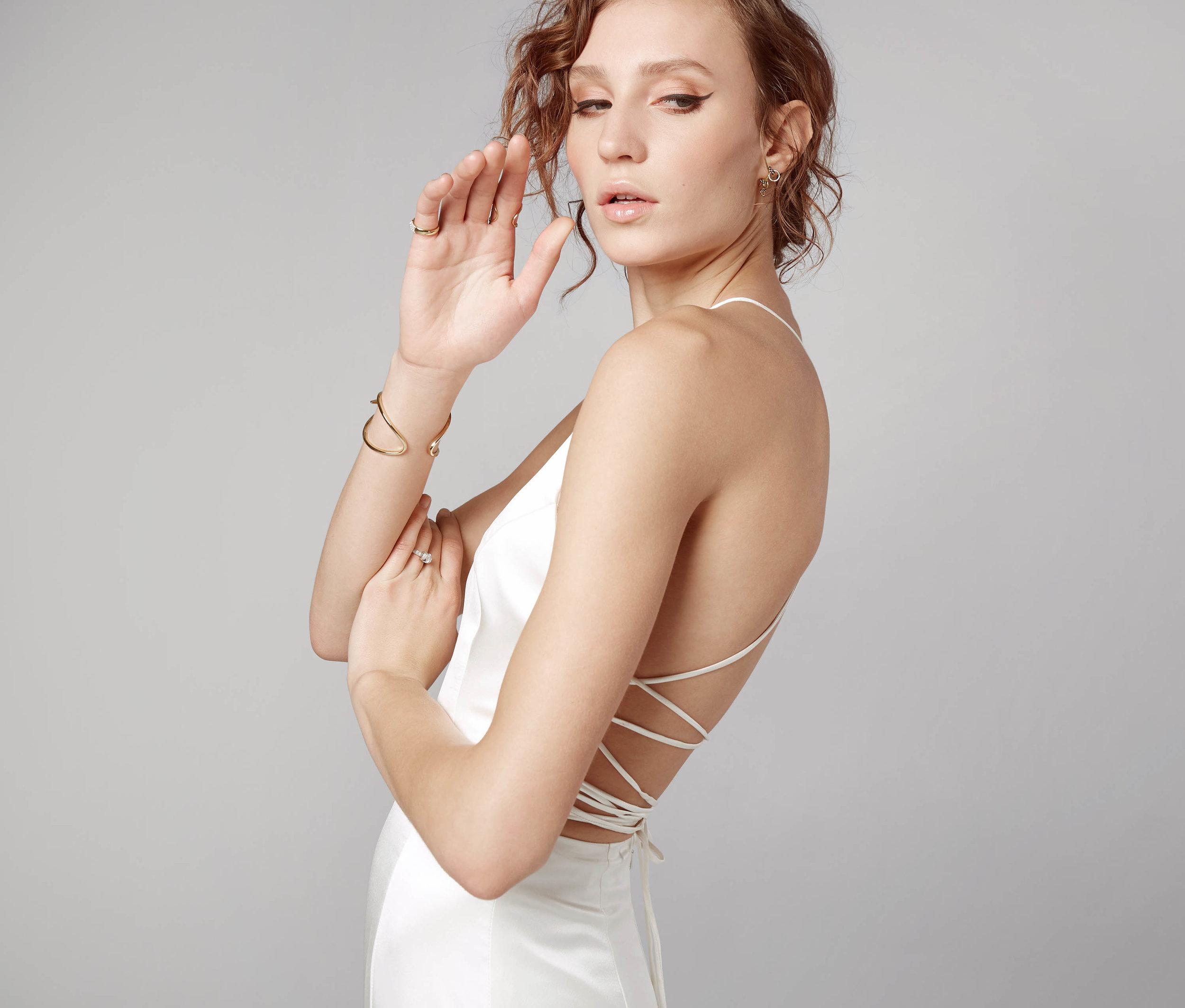 Wedding Dress Designer | Fame & Partner Victoria Gown | Love Find Co.