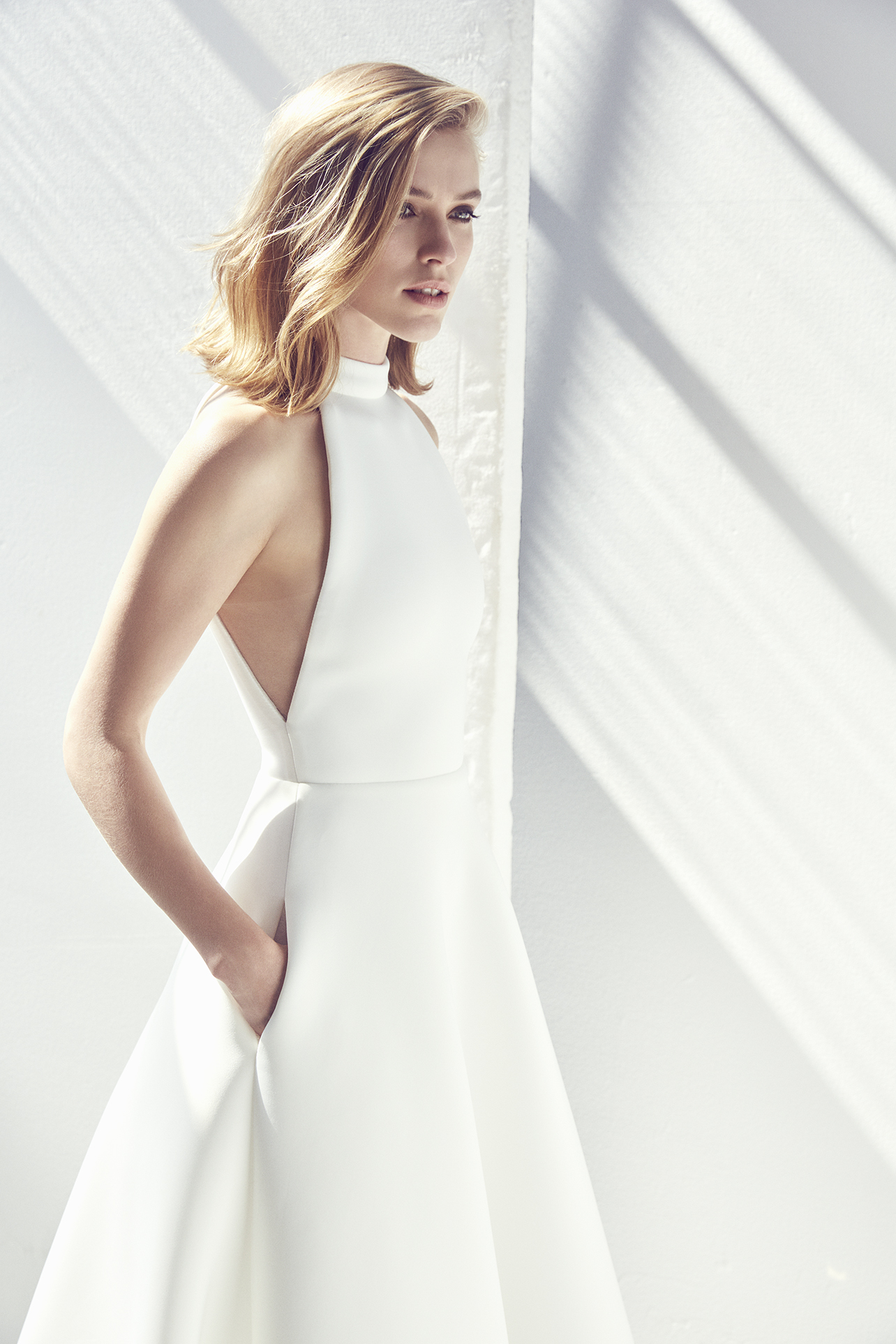 Futuristic Gown by Suzanne Harward | LOVE FIND CO.