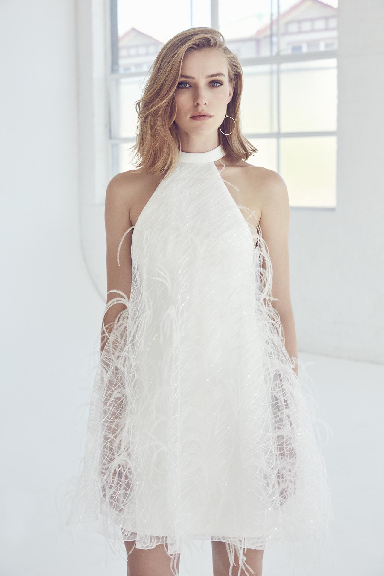 Halo Dress by Suzanne Harward   LOVE FIND CO.