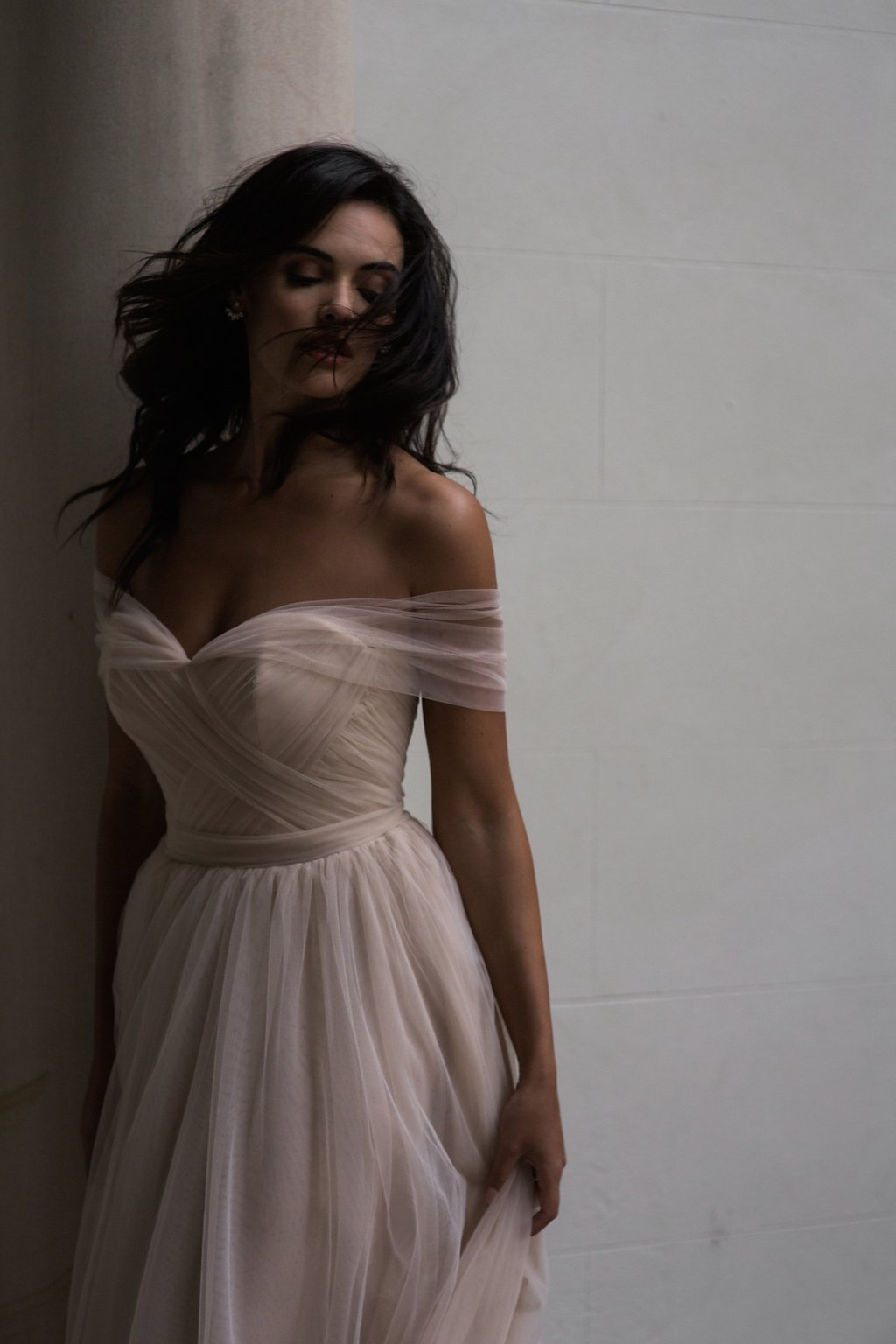 Marella Wedding Dress by Moira Hughes Couture | Featured on Love Find Co.