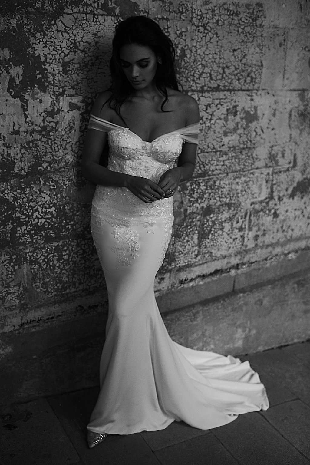 moira hughes off shoulder straps wedding dress.jpg