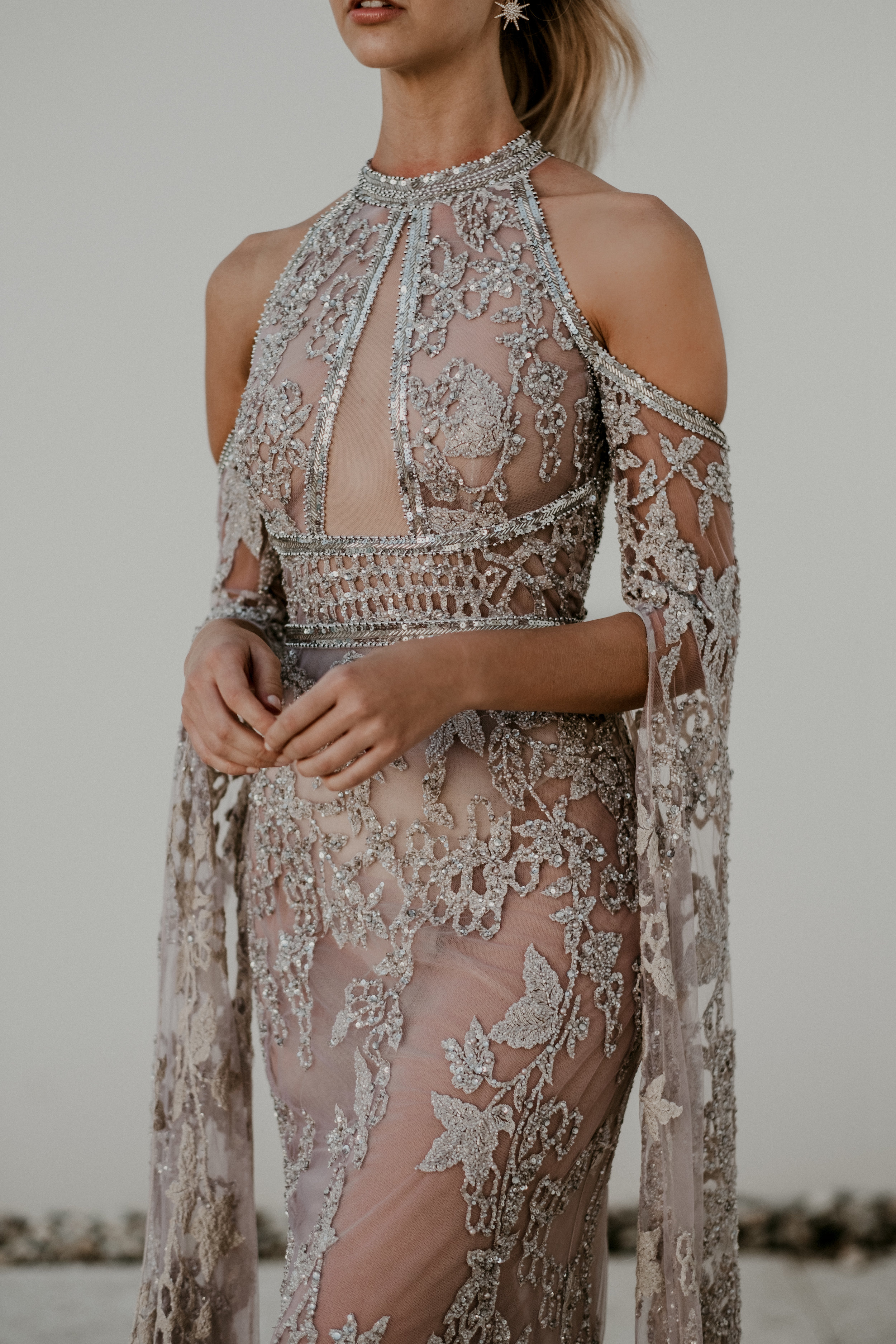 The Wynter wedding dress from Jane Hill Bridal | View on LOVE FIND CO.