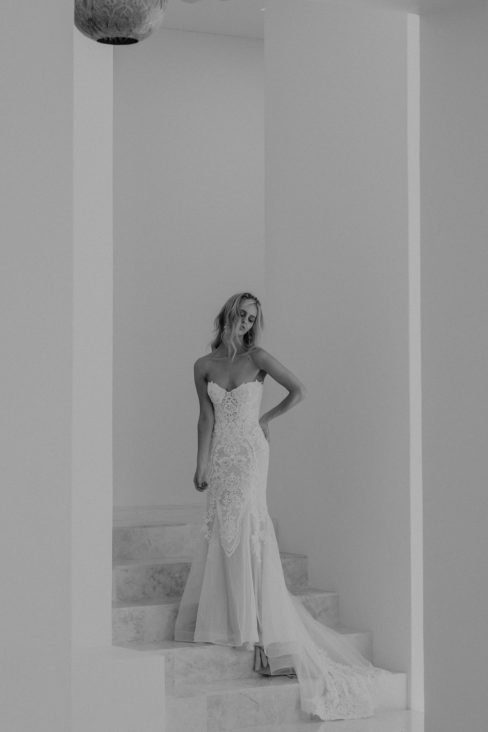 The Audrey wedding dress from Jane Hill Bridal | View on LOVE FIND CO.