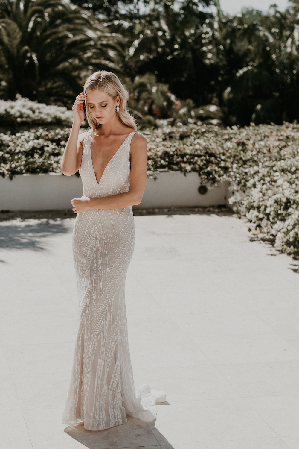 The Dolce bridal dress from Jane Hill Bridal | View on LOVE FIND CO.