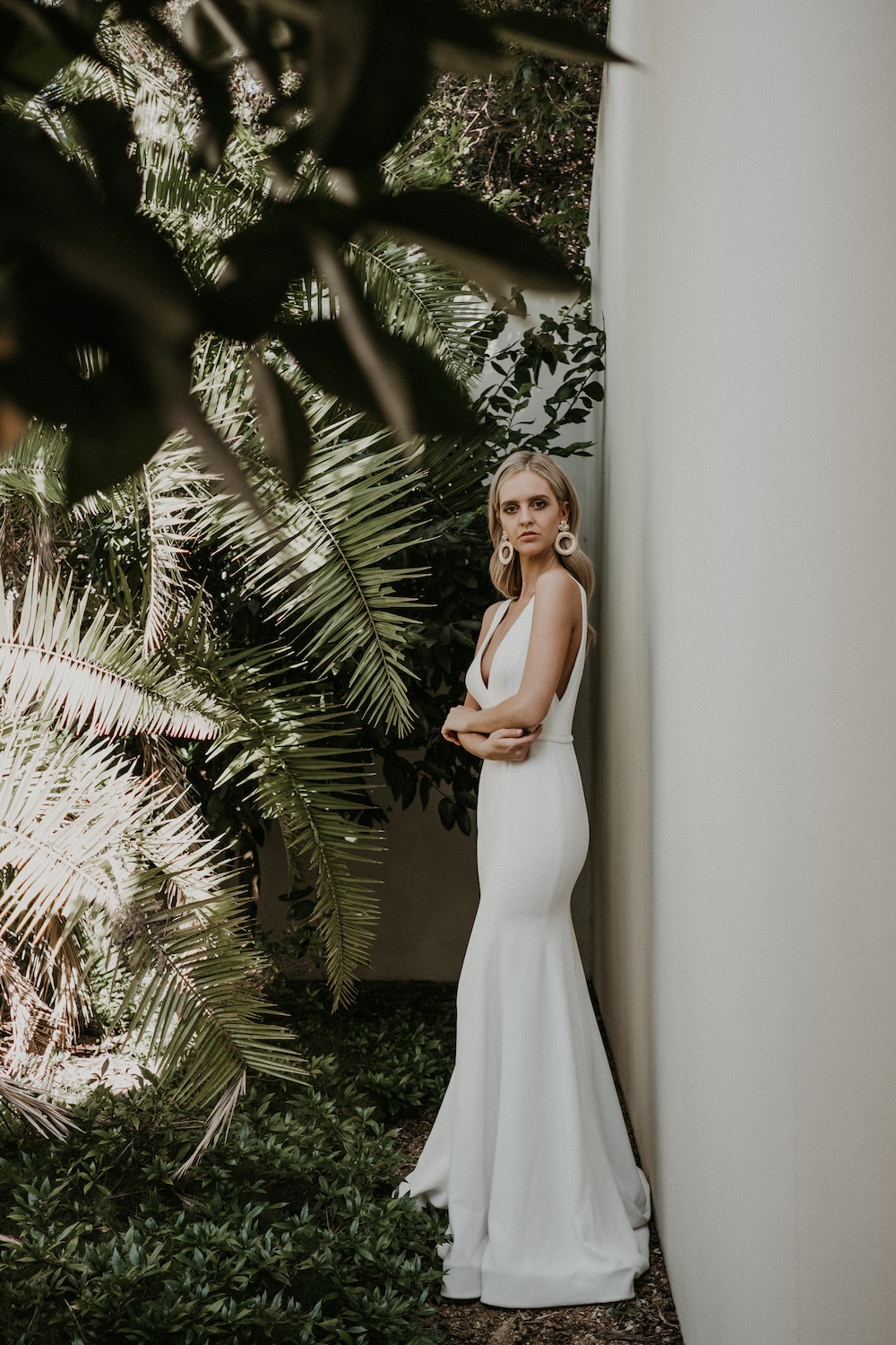 The Cleo wedding dress from Jane Hill Bridal | View on LOVE FIND CO.