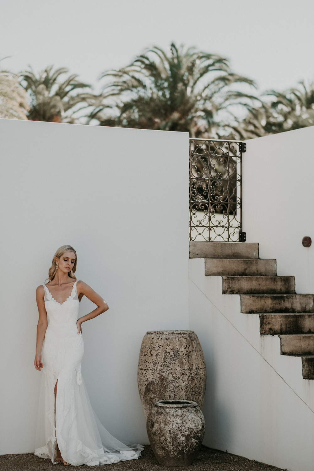 The Valentine wedding dress from Jane Hill Bridal | View on LOVE FIND CO.