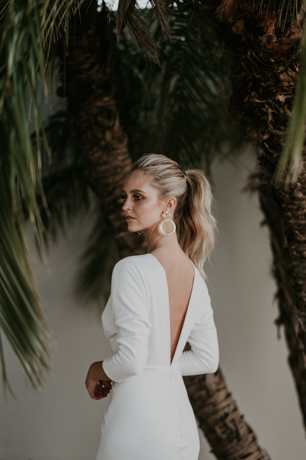 The Sophia bridal dress from Jane Hill Bridal | View on LOVE FIND CO.