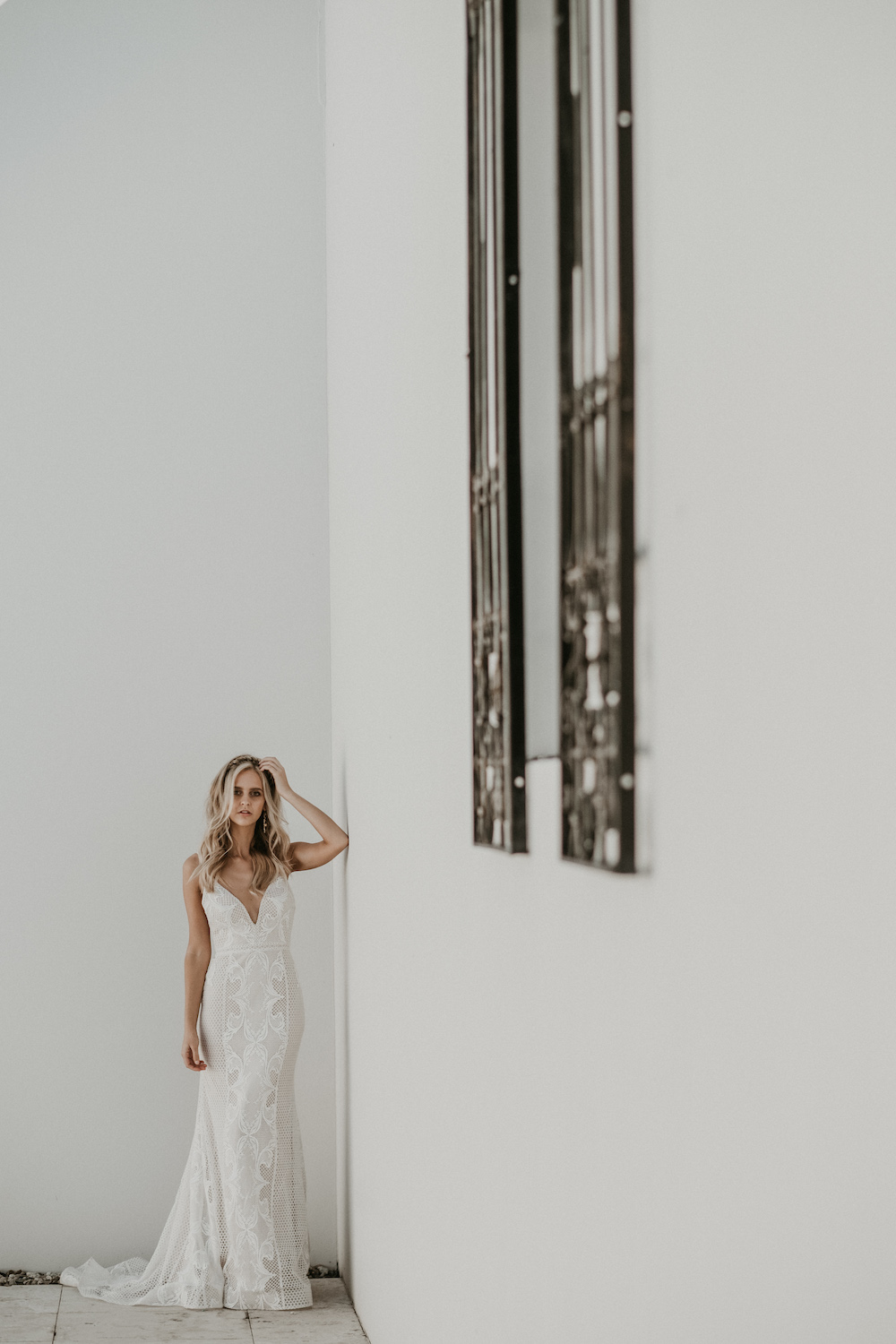 The Phoenix wedding dress from Jane Hill Bridal | View on LOVE FIND CO.