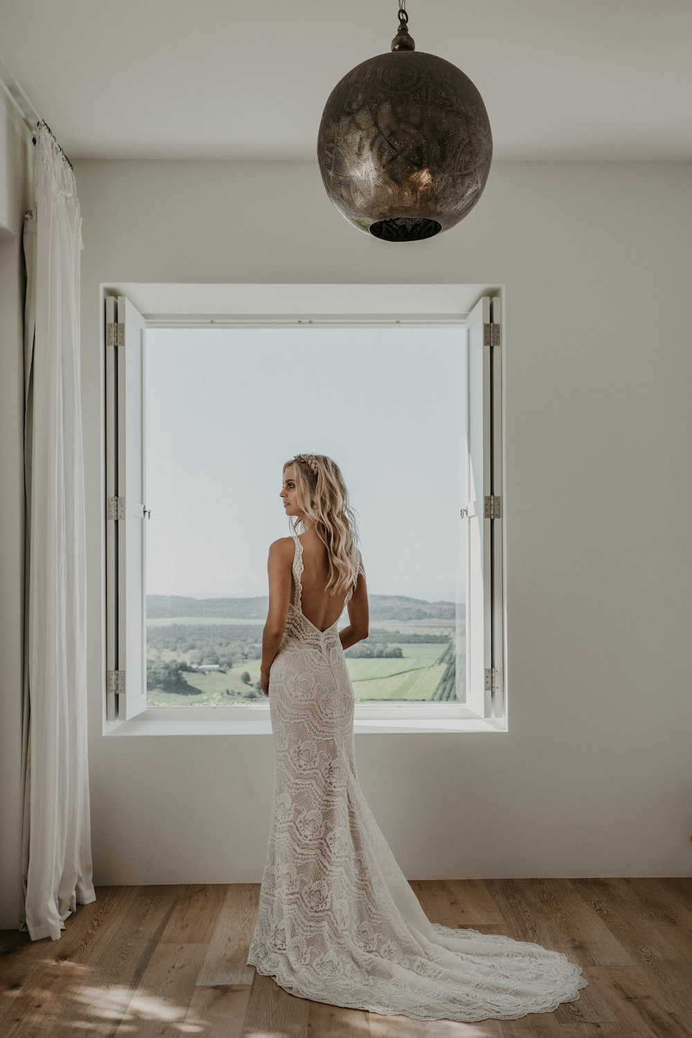 The Olive wedding dress from Jane Hill Bridal | View on LOVE FIND CO.