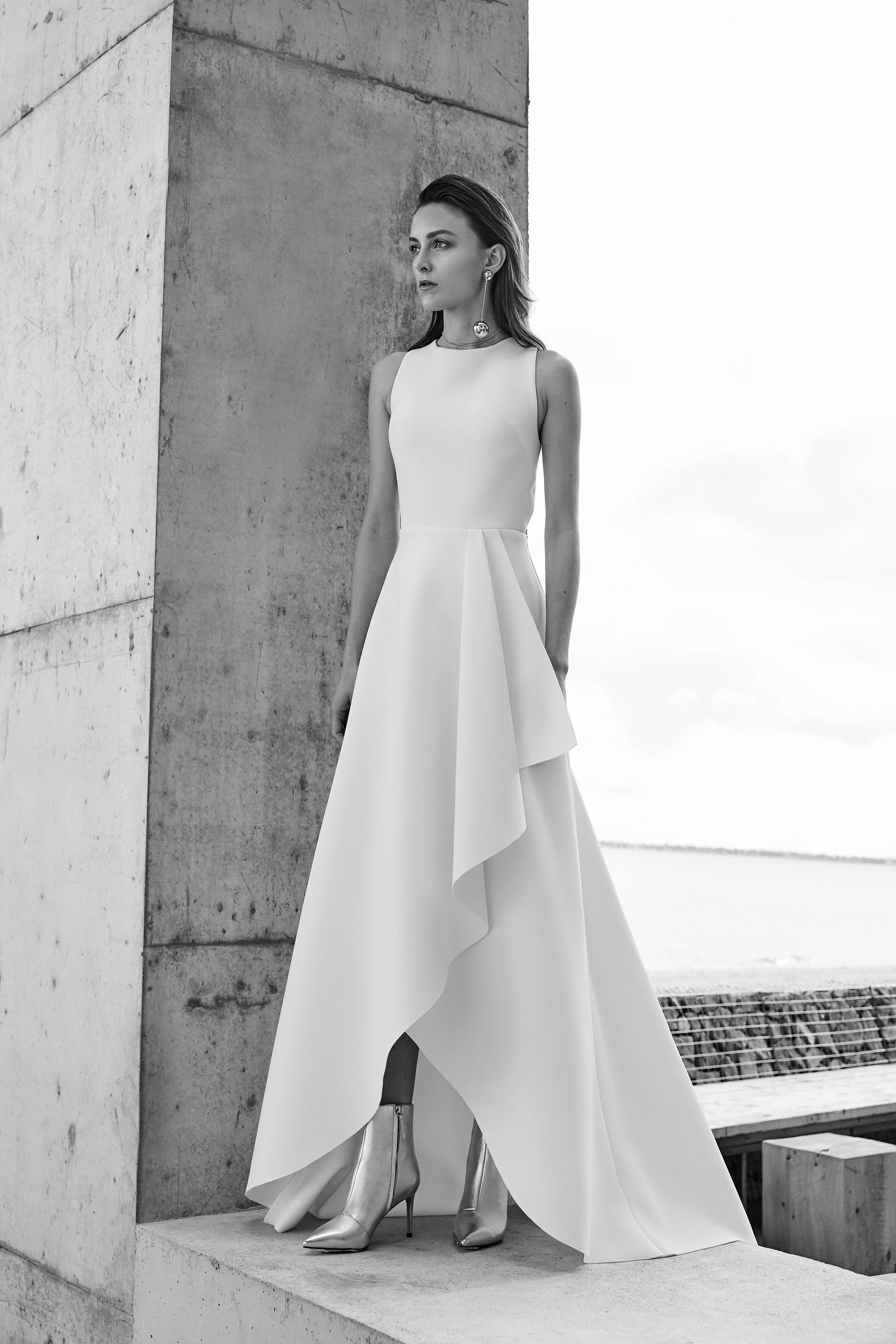 East Wedding Dress by CHOSEN by ONE DAY BRIDAL - Empire Collection   View on LOVE FIND CO.