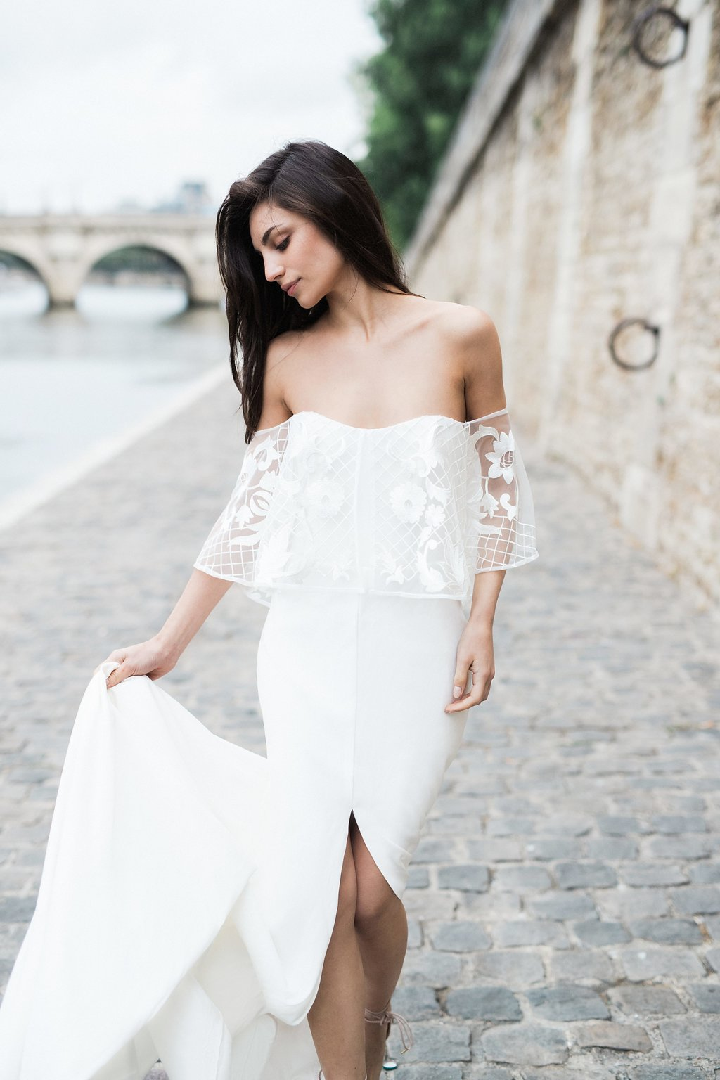 The Nouveau Romantics by Marquise Bridal | View on LOVE FIND CO.