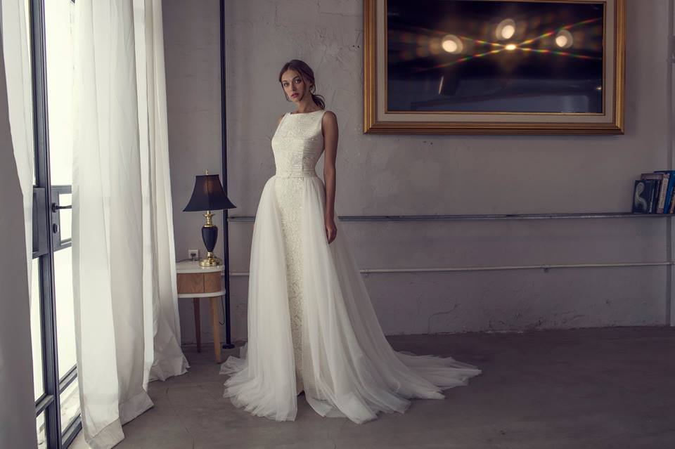 Riki Dalal wedding dress trunkshow at Love Marie Bridal Boutique in Sydney, Australia | View Collection on LOVE FIND CO.