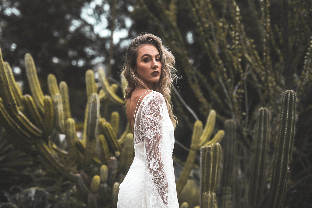 Bridal Fashion Editorial featuring Gryst Photo & Prea James Bridal