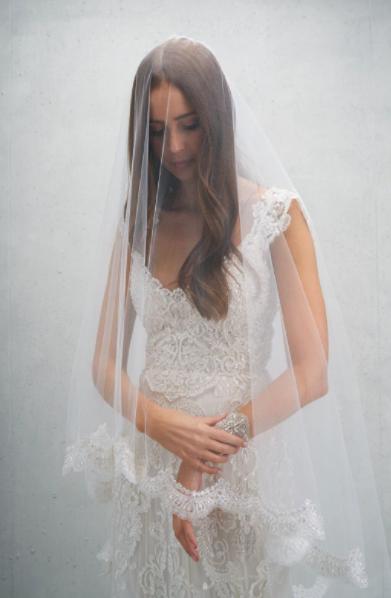 Anna Campbell Alyssa Veil | Shop on LOVE FIND CO.