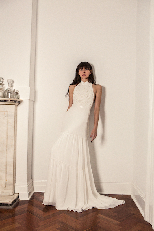 Nina Wedding Dress | Temple by Bo & Luca | View on LOVE FIND CO.